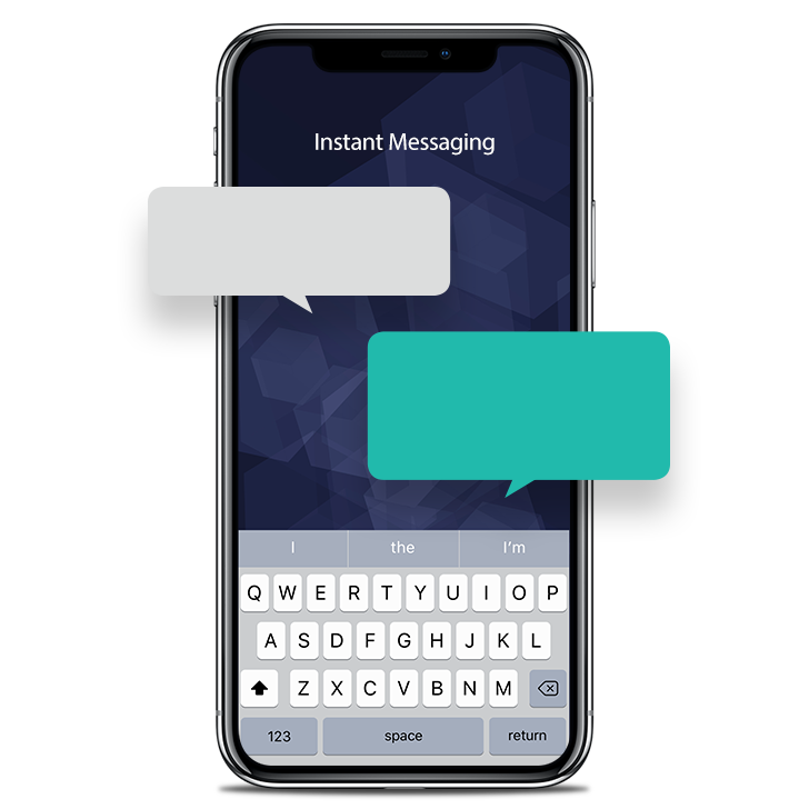 Nervecentre Instant Messaging Softwar
