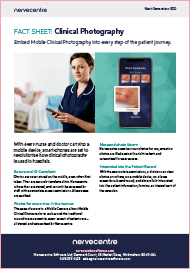 Factsheet Clinical Photography