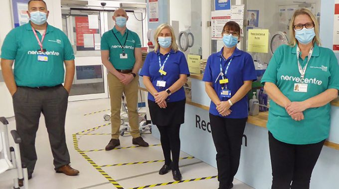 Nervecentre E-Observation System Goes Lives In Bexhill And Ryehill Hospitals